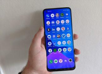capture d'écran vidéo Android