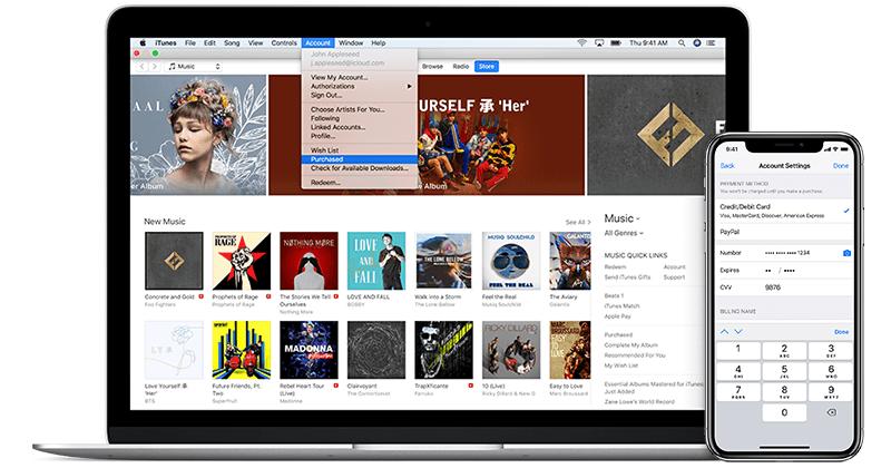 iTunes - Apple va subir des poursuites à cause de l'option d'achat jugée trompeuse sur iTunes