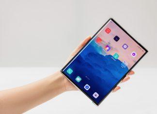 Oppo pourrait présenter son propre modèle de smartphone pliant en 2021