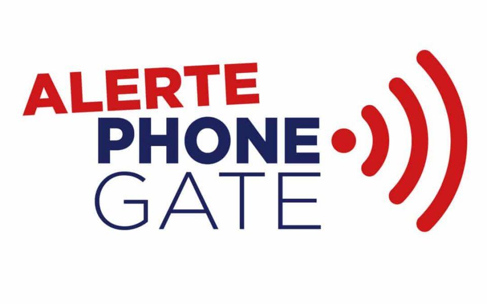 Alerte Phonegate