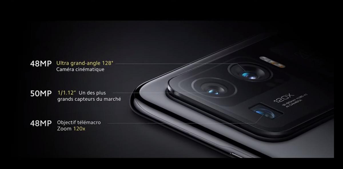 Mi 11 Ultra photo 1200x593 - Xiaomi officialise le Mi 11 Ultra en France mais aussi le Mi 11i et le Redmi Note 10 5G