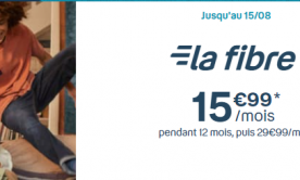 Bon plan : la Bbox Fit Fibre disponible à partir de 15,99 euros par mois