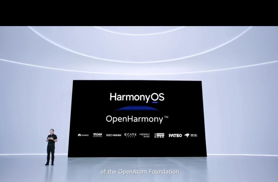 HarmonyOS 1 914x600 - HarmonyOS est officiel et de premiers produits sous l'OS de Huawei sont disponibles