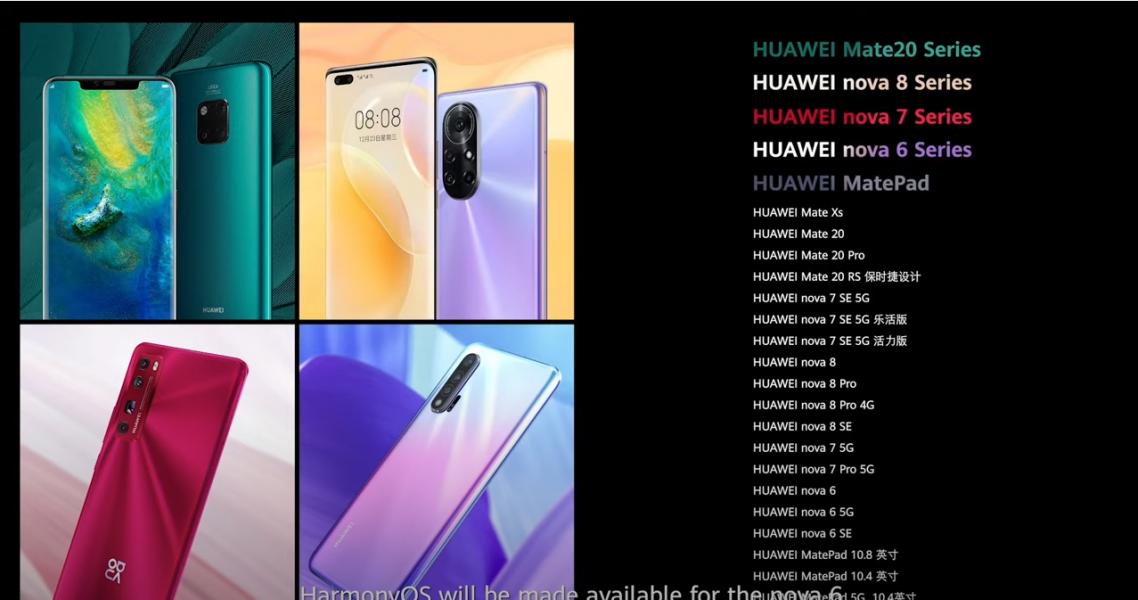 HarmonyOS 3 1138x600 - HarmonyOS est officiel et de premiers produits sous l'OS de Huawei sont disponibles