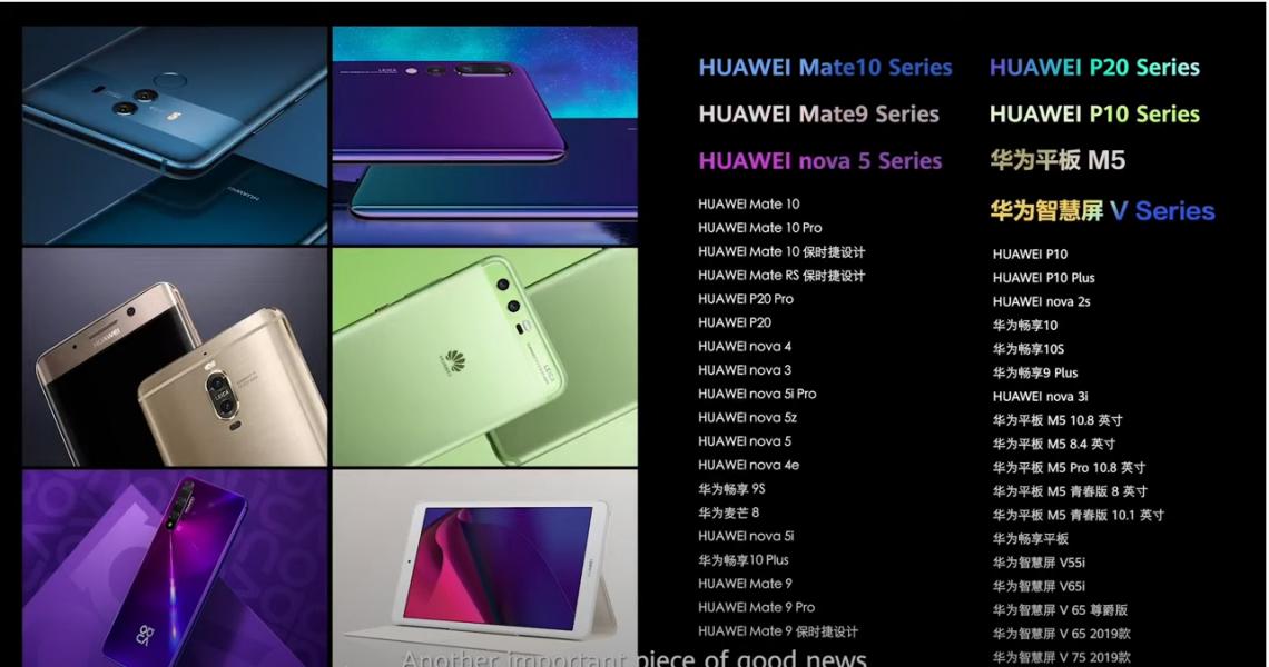 HarmonyOS 4 1140x600 - HarmonyOS est officiel et de premiers produits sous l'OS de Huawei sont disponibles