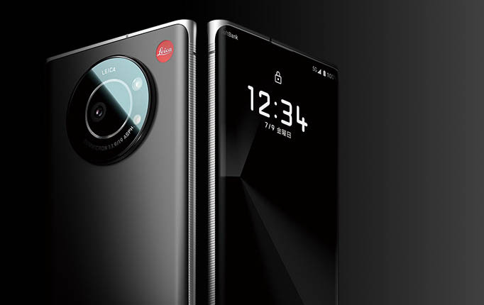 Leitz Phone smartphone Leica
