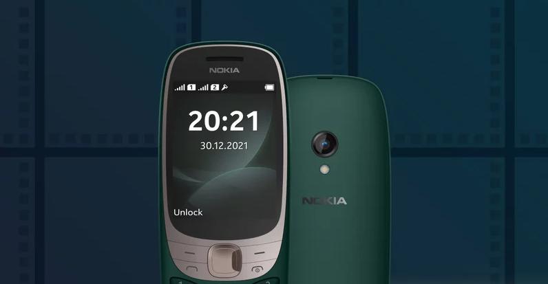 6310 - Nokia renforce sa gamme de smartphones avec le XR20 et le 6310