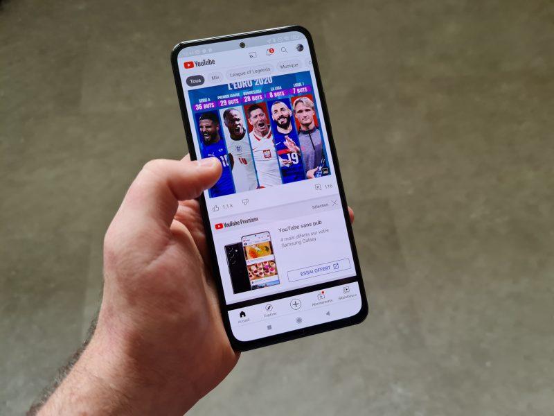 Xiaomi Mi 11i écran (2)