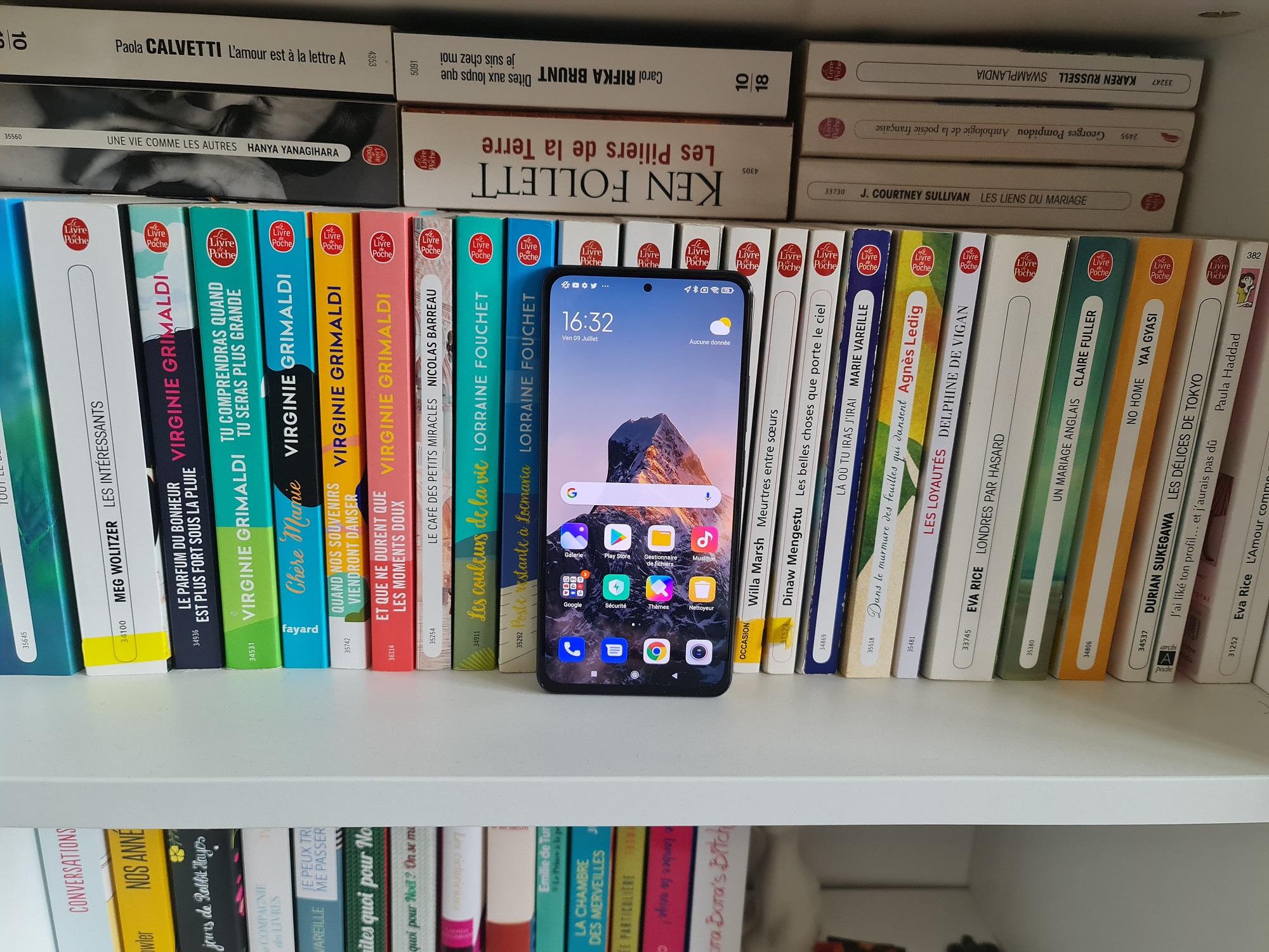 Xiaomi Mi 11i image à la une