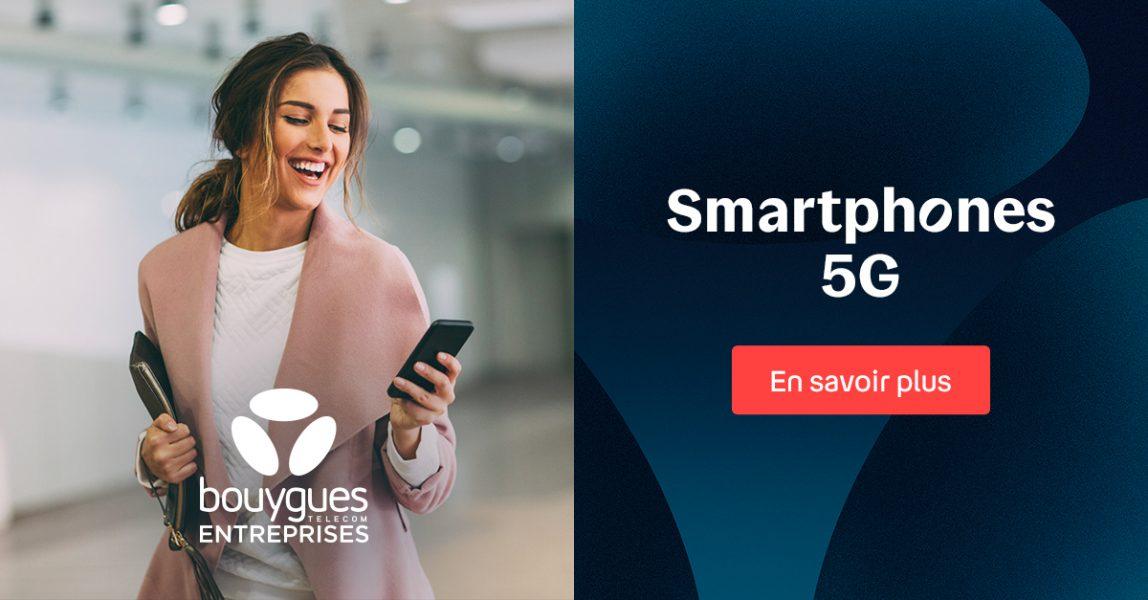 Bouygues Telecom Entreprises Smartphones