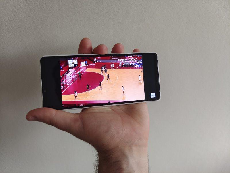 Sony Xperia 10 III ecran (1)