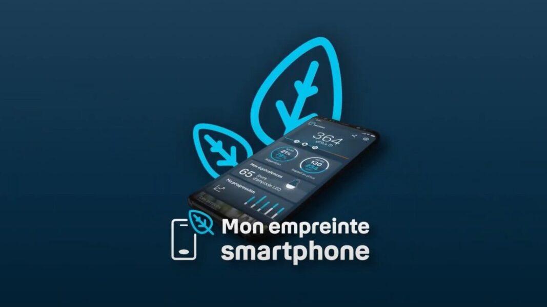 Mon empreinte smartphone