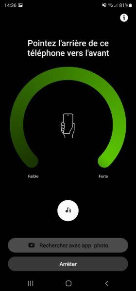 Samsung Galaxy SmartTag Plus 4 280x600 - Test des Samsung Galaxy SmartTag Plus : les AirTags ont trouvé leur rival, la bataille sera légendaire