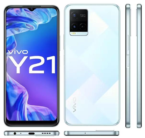 Vivo Y21 - Vivo agrandit sa gamme des Y avec trois nouveaux modèles à partir de 250 euros
