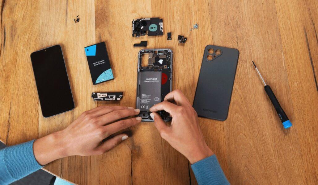 Fairphone 4 réparation
